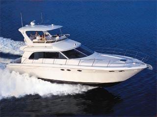 48′ 2000 Sea Ray Sedan Bridge
