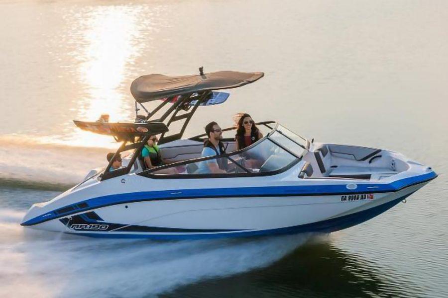 19′ 2019 Yamaha Boats AR190